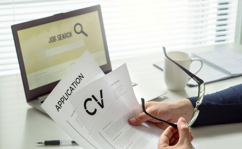 Consejos para mandar tu currículum por Internet