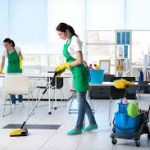 at professional cleaning inc